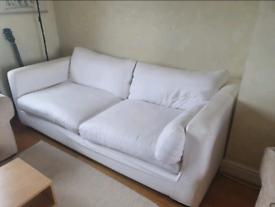 Sofa luxurious goose feather