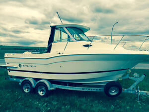 2 2015 Striper boats to clear out!