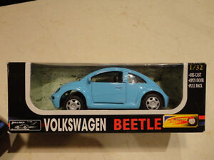"Pair of Brand New 5"" Die cast VW New Beetle's.  Pull Back Action Kitchener / Waterloo Kitchener Area image 2"