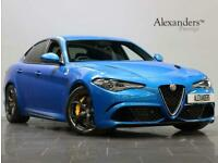 2020 Alfa Romeo Giulia 2.9 V6 Bi-Turbo Quadrifoglio Auto (s/s) 4dr Saloon Petrol