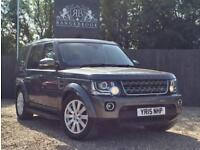 2015 15 LAND ROVER DISCOVERY 4 3.0 SDV6 SE 5DR AUTO 7 SEATS DIESEL