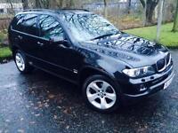 2005 BMW X5 3.0 d Sport SUV 5dr Diesel Automatic (250 g/km, 218 bhp)