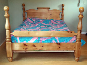 SOLD! Restored Queen size Cannonball Bed Peterborough Peterborough Area image 1