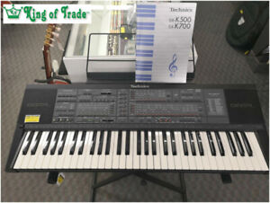 Technics SX K700 Synthesizer Keyboard w/Pedal - King of Trade