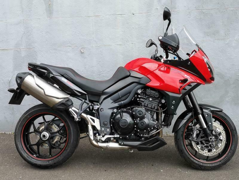Triumph Tiger Sport 1050 Includes 3 Box Luggage In Kirkcaldy Fife