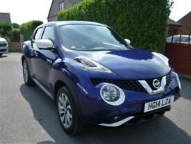 NISSAN JUKE 1.5 DCI TEKNA (SHOW-ROOM CONDITION LOW MILEAGE)