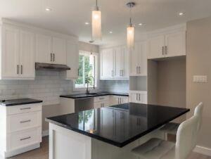 armoire de cuisine, prix directement du manufacturier,cuisiniste
