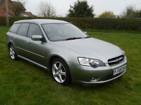 Subaru Legacy 2.0 R Manual 4x4 Estate SOLD!