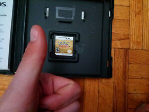 Pokemon Heart Gold edition with case