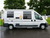 2011 Globecar Globescout- 3 berth van conversion