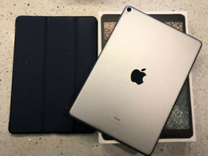 Apple iPad 10.5 64gb Wifi With Warranty until Apr 2019