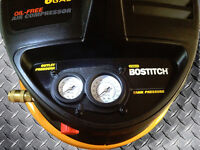 ▀▄▀▄ █▓▒░ COMPRESSEUR BOSTITCH 150PSI 6 GAL- BOSTICH COMPRESSOR░