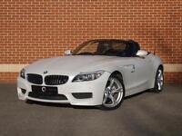 2013 13 BMW Z4 2.0 20i M Sport sDrive 2dr (White, Petrol)