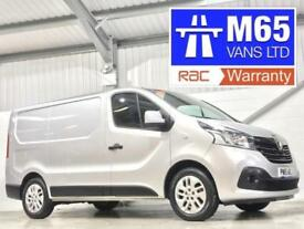 RENAULT TRAFIC SPORT ENERGY LOW MILEAGE 1.6dCi SHORT WHEELBASE LOW ROOF SWB 120