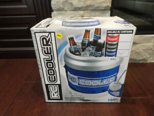Brand New R/C  Remote Control Beer or Pop Cooler on wheels