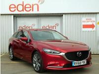 2018 Mazda 6 Tourer 2.2d 184ps Sport Nav 5 door