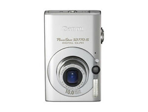 Canon PowerShot SD770 /10MP Digital Camera