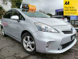 image for Toyota Prius Plus 1.8 Hybrid VVT-h Icon CVT 5dr 7 Seats  MPV Petrol/Electric Hyb