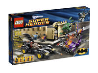 Lego DC Super Heroes 6864, New in Factory Sealed Box
