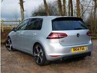 2014 Volkswagen Golf 2.0 Gti 5dr 5 door Hatchback