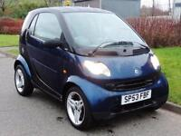 2003 Smart Fortwo 0.7 City Pure 3dr
