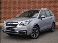 2017 67 Subaru Forester 2.0 TD XC Premium LinearTronic 4x4 (Silver, Diesel)