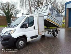 2019 CITROEN RELAY CAGED TIPPER only 5000 miles
