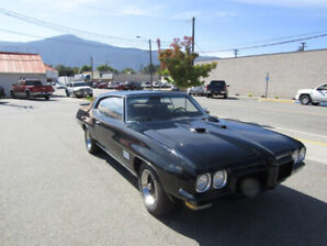 1970 Pontiac Gto Clone  in Grand Forks BC