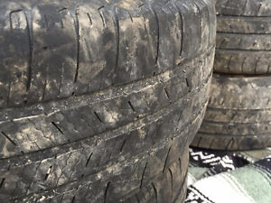 """14"""" Steel Wheels 4x100 5.5Jx14 With Tires 175/65R14 Stratford Kitchener Area image 6"""