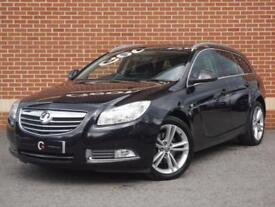 2011 11 Vauxhall Insignia 2.0 CDTi 16v SRi 5dr (Black, Diesel)