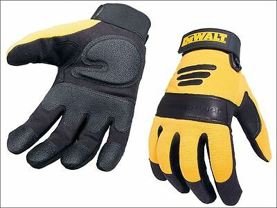 DEWALT - Synthetic Padded Leather Palm Gloves ()