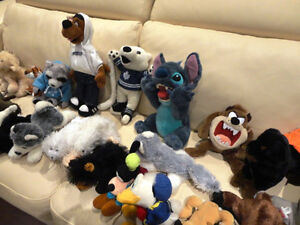17 Pc. Plush Toy Collection -from a Supmoker Clean Non Sing Home Kitchener / Waterloo Kitchener Area image 6
