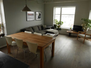 Bright 2 BR apt for rent CENTRAL HALIFAX - Flexible Start Date
