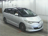 FRESH IMPORT 2006 NEW SHAPE TOYOTA ESTIMA AERAS S EDITION AUTO PANORAMIC ROOF