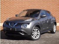 2014 64 Nissan Juke 1.5 dCi Acenta Premium 5dr (Grey, Diesel)