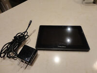 """Blackberry 16GB Playbook 7"""" Tablet - Like New Barely used"""