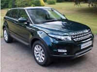2015 (15) Land Rover Range Rover Evoque 2.2SD4 (190bhp) Pure TECH 5dr 4X4