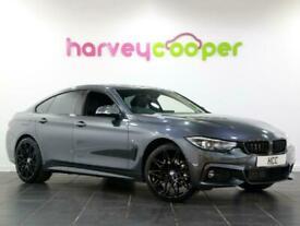 image for 2019 BMW 4 Series 420d [190] xDrive M Sport 5dr Auto [Prof Media] (VAT Q) Diesel