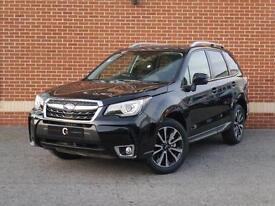 BRAND NEW Subaru Forester XT LinearTronic 4x4 5dr (Black, Petrol)