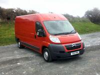 2012 (12) Citroen Relay 35 L3H2 Enterprise HDi LWB High Top Van, Diesel, Manual