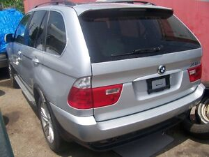 2004 BMW X5 4.4L 126000KM PARTS ONLY