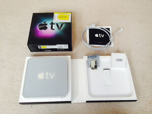 Apple TV First Generation 40GB with XBMC & Upgraded to 1080p