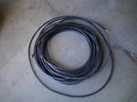100ft coax cable, low loss 75 ohm RG-59