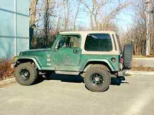 HARD TOP for Jeep Sahara 2000