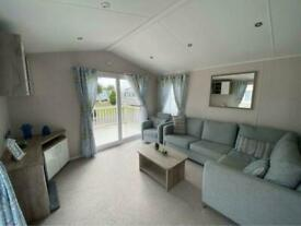 Two Bedroom Holiday Home For Sale With Decking in Skegness, Lincolnshire