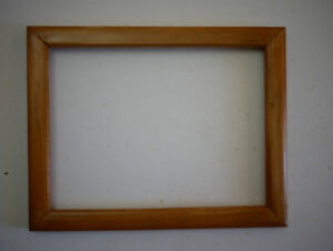 Small Teak Picture Frames