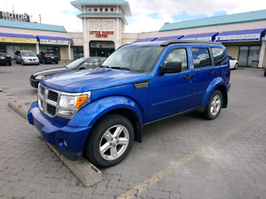 2007 Dodge Nitro with remote starter