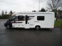 2016 Swift Bolero 724FB Black Edition Automatic 4 Berth Motorhome