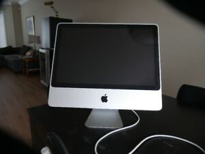 apple imac ordinateur 20 pouces all-in-one