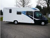 BAILEY Autograph Approach 745 4 Berth Motorhome Peugeot BOXER 335 ZUCKOFF TL HDI